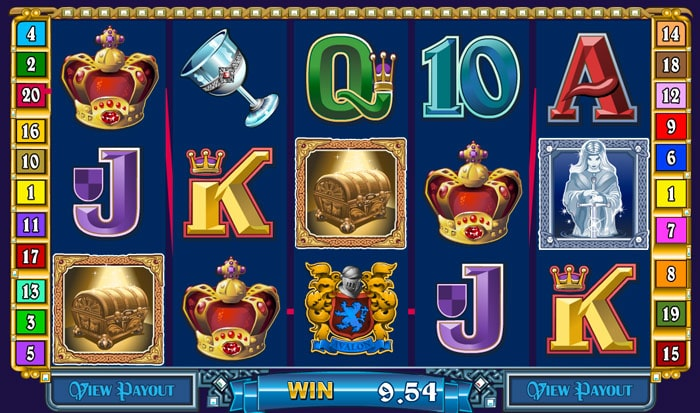 Legends of Avalon Online Slot Machine - Play for Free Today