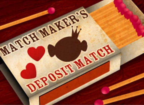 Jackpot Joy Match Cash Bonus
