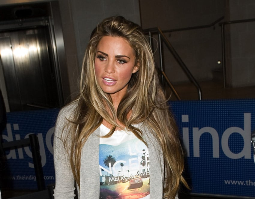 Katie Price Married Again