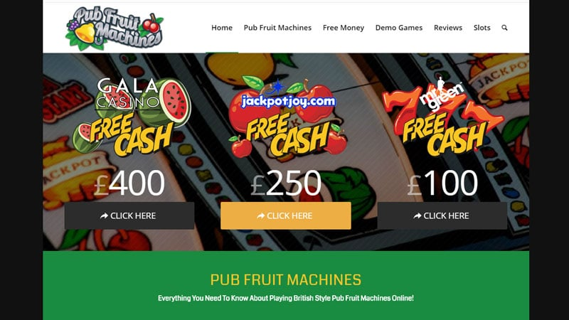 free fruit machine games with nudges and holds