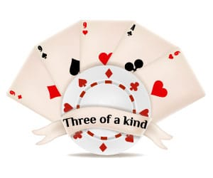 three of a kind games