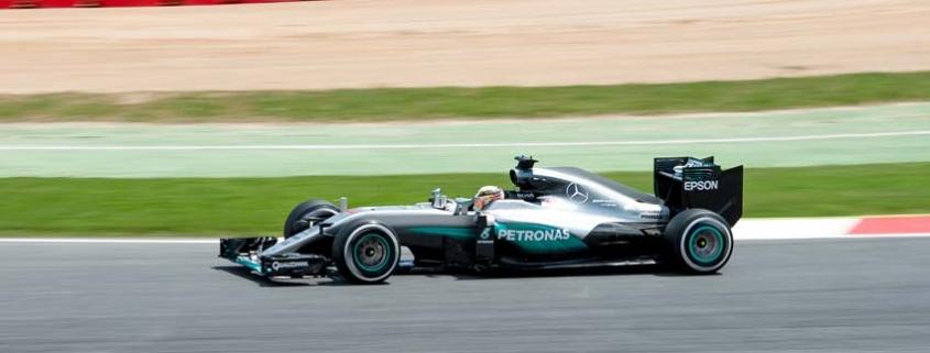 The Spanish Grand Prix