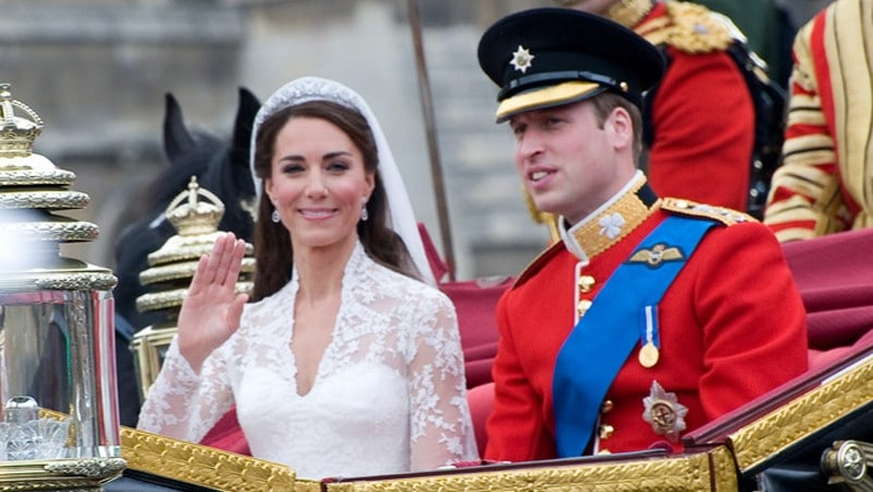 Will And Kate Royal Baby Announcement