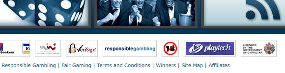 Gambling licence register
