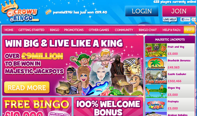Crown Bingo Review – Is this A Scam/Site to Avoid?