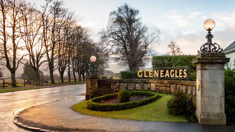 Gleneagles Course - Ryder Cup