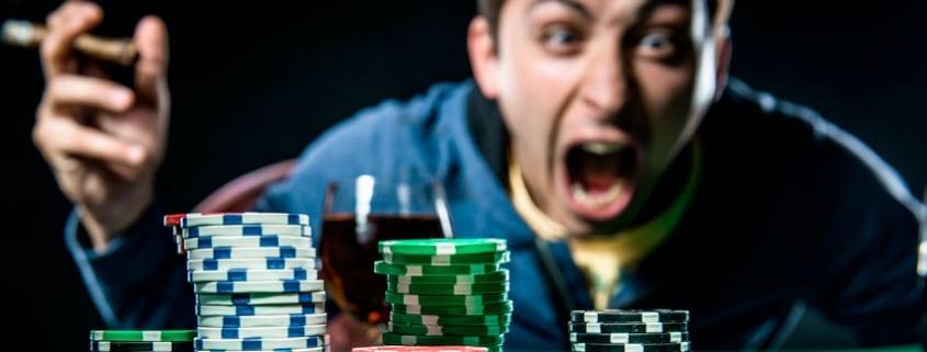 Poker Anger