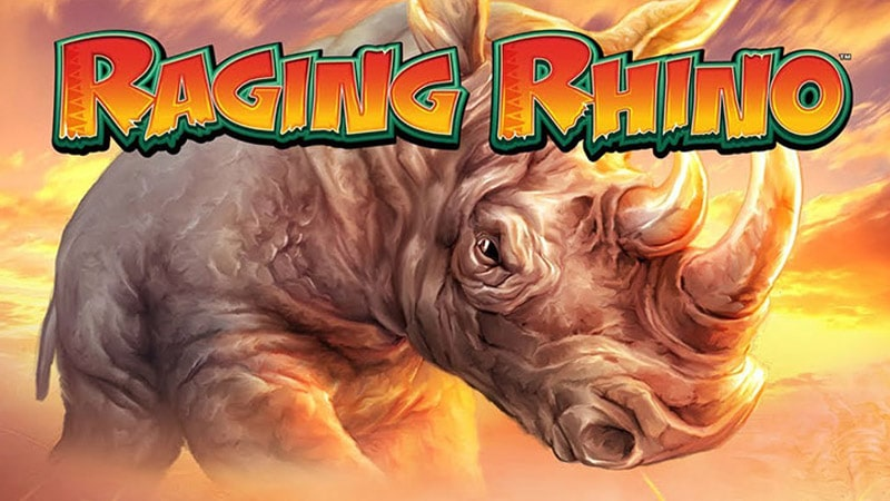Raging rhino slot machine online