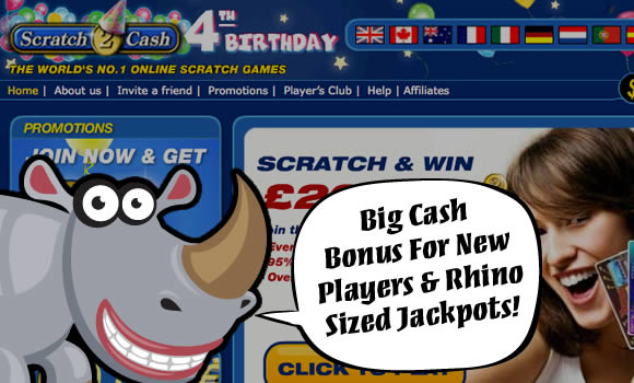 free scratch cards win real money no deposit uk