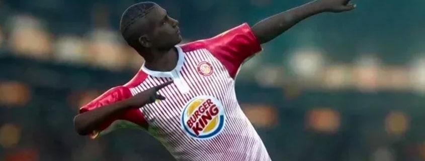 Stevenage FC & Burger King