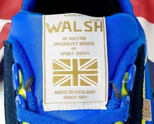 Trainers Not Made In China
