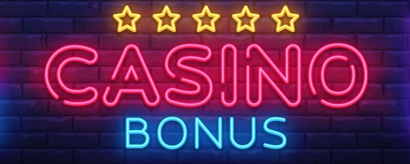 Different types of casino bonus