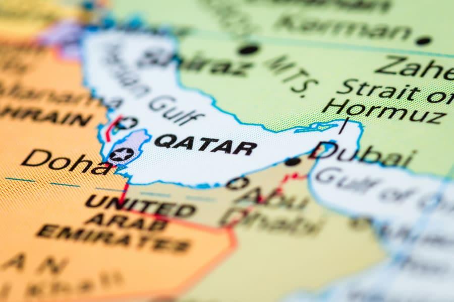 Where Is Qatar